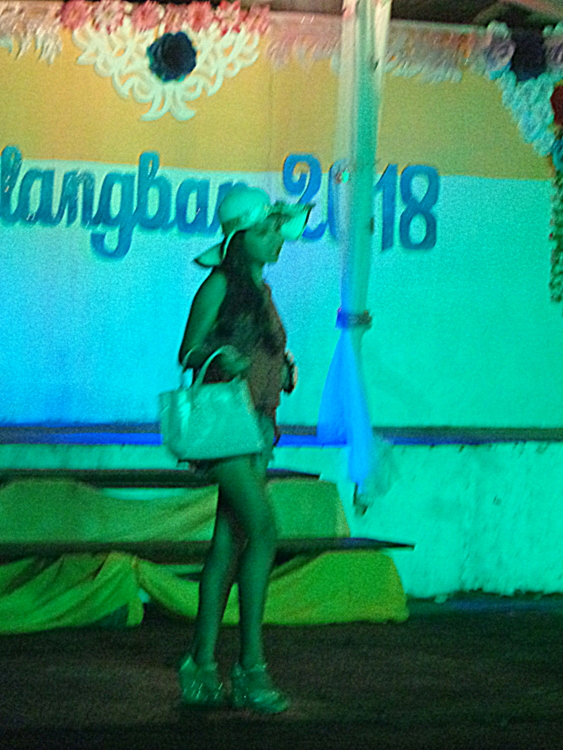 Miss Talangban contestant 4 - Pretty Pinays Populate Philippines Pageant