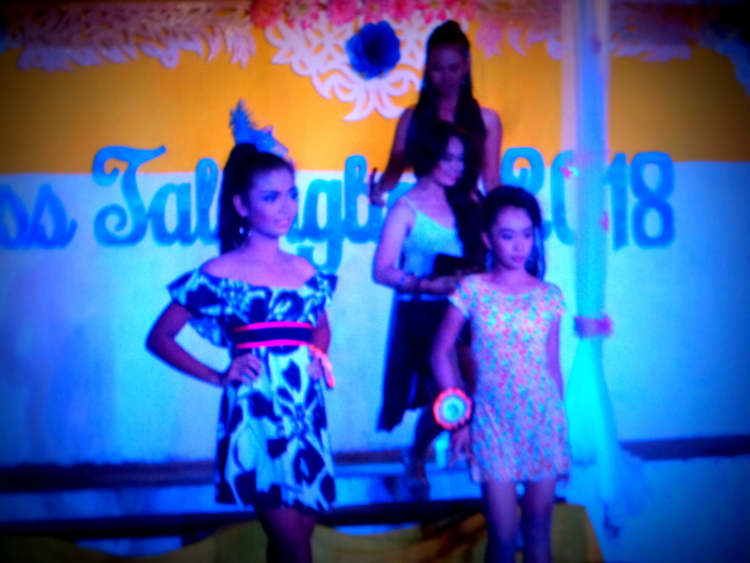 Miss Talangban contestants Guimaras - Pretty Pinays Populate Philippines Pageant