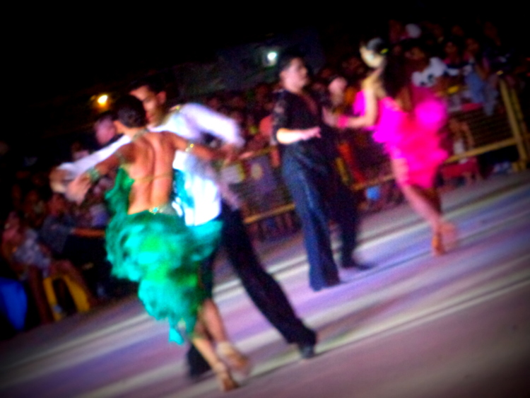 heat was on latin dance night manggahan - Manggahan Motorcycle Mayhem Meltdown