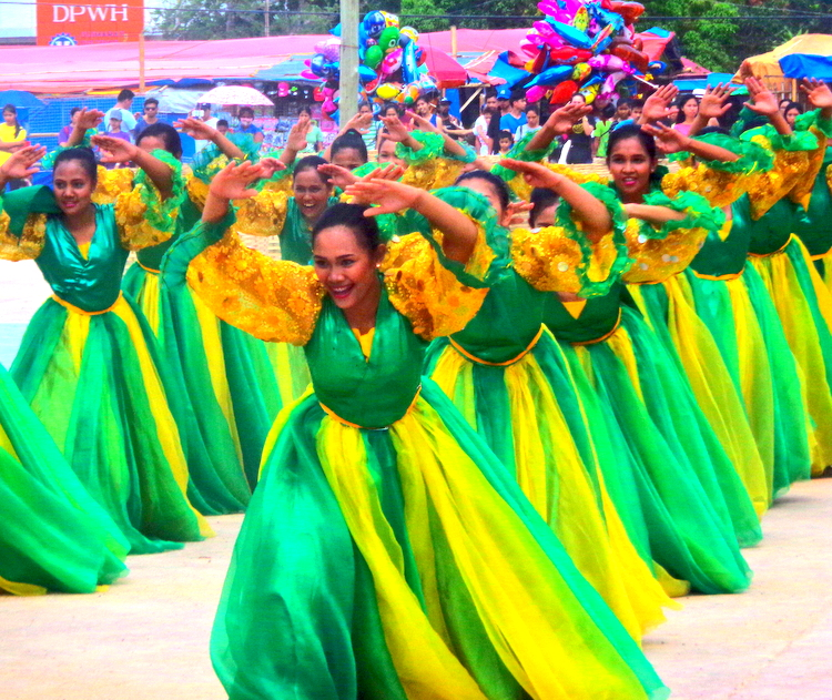 manggahan 2018 guimaras street dance contest pretty pinays - Retiring in the Philippines Requirements