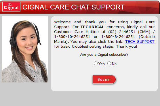 Cignal Chat Support - Philippines: Cignal's Dreadful New Channels
