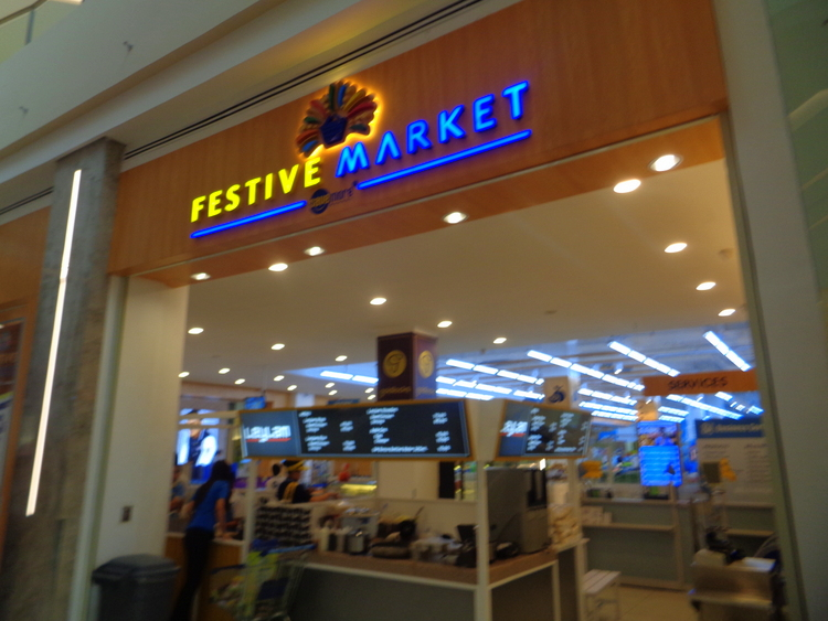 Festive Market is Savemore store - Crusty Old Expat's Iloilo Festive Walk Mall Review
