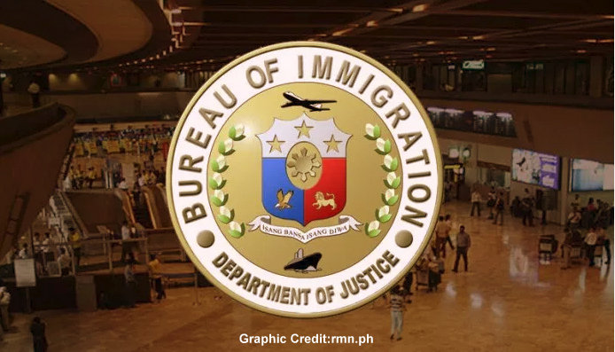 Bureau of Immigration Philippines - US Pedophile Nabbed While Applying for Tourist Stay Extension
