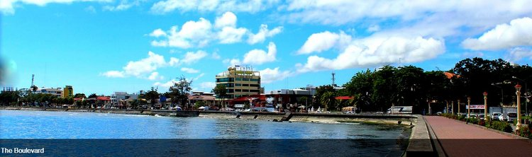 Dumaguete City City of Gentle People The Boulevard - Dumaguete, Philippines #1 Best Retirement Spot