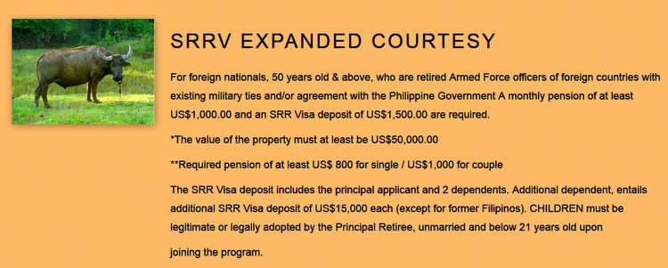 Retiring in the Philippines Requirements 1 - Retiring in the Philippines Requirements