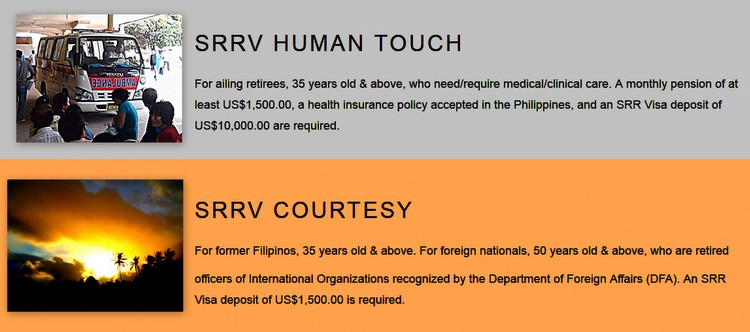 Retiring in the Philippines Requirements - Retiring in the Philippines Requirements