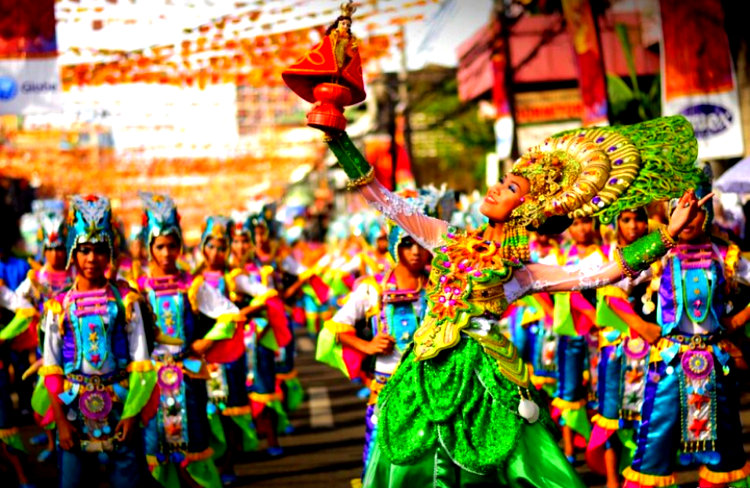 Cebu Festivals - 7 Best Places to Retire in the Philippines