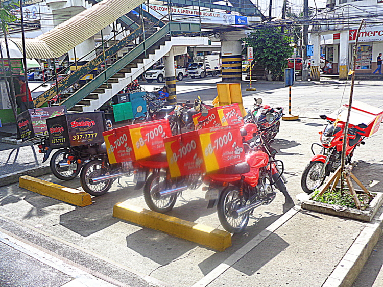 Delgado Delivery Motorcycles Iloilo City - Philippines: Loads of Laws & Insufficient Enforcement