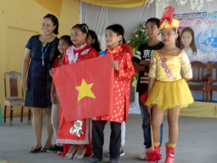 Mr and Ms Vietnam Guimaras United Nations - Guimaras Central School Mr & Ms United Nations