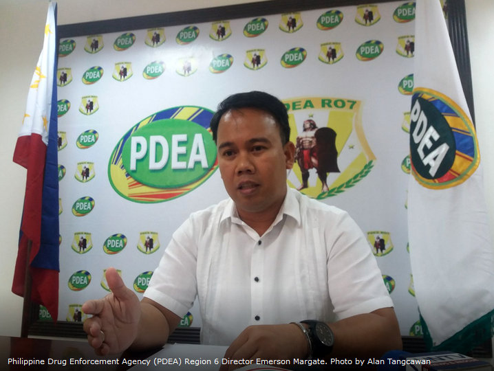 PDEA 6 CHIEF SACKED 1 - Broken Copier Excuse Frees Slain Drug Lord's In-Laws