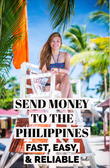 send money to the Philippines - Cheapest Money Transfer Services