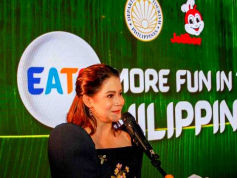 """DOT Jollibee launch food tourism campaign with Eats. More Fun in the Philippines 480x360 - Food Tourism Drive """"Eats. More Fun in the Philippines"""""""