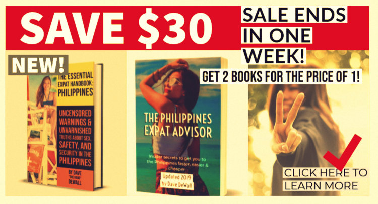 The Bundle Special Expat and Handbook - Philippines Stinky Cockfight Crowds?