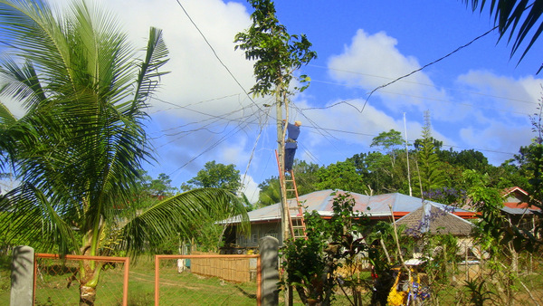 electricity in guimaras