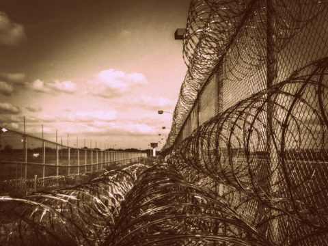 Prison Fence Razor Ribbon Wire Free photo on Pixabay 480x360 - Unpaid Girlie Bar Bill Gets Filipino 9 Years in Jail