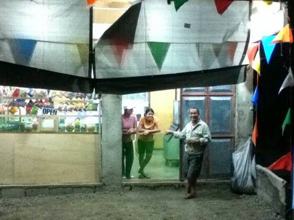 The Sari Sari store