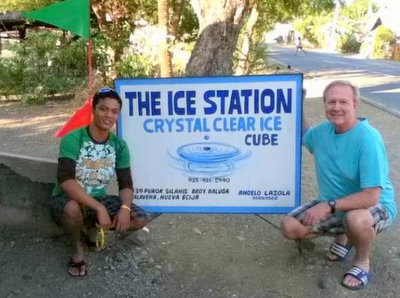iceman in the philippines