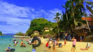 Raymen Beach Guimaras
