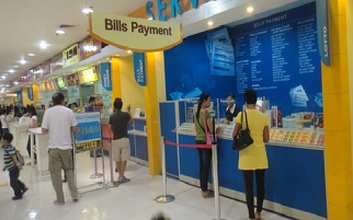 paying bills at sm city