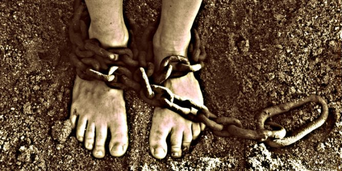 Chains Feet Sand Free photo on Pixabay 668x334 - Want to Spend Six Years in a Philippines Jail? Commit Adultery.