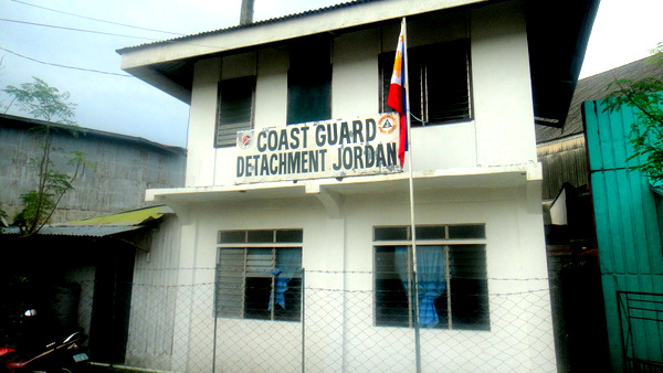 Philippine Coast Guard Guimaras