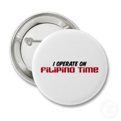 The Official Time of the Philippines: Juan Time or Filipino Time?