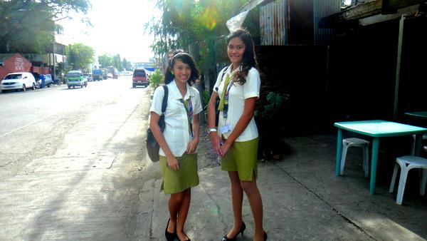 Iloilo city university girls