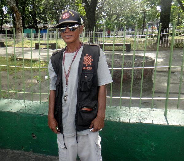 Tanod in Iloilo City
