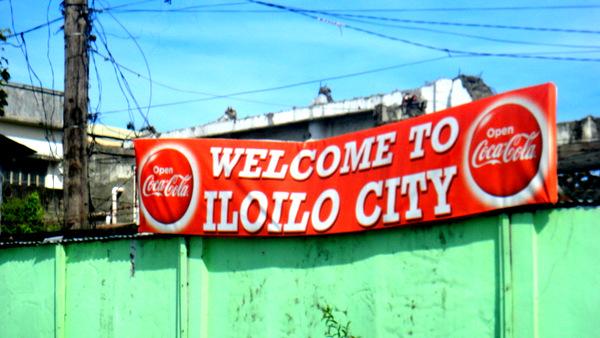 Welcome to Iloilo City