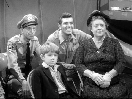 aunt bee and the crew