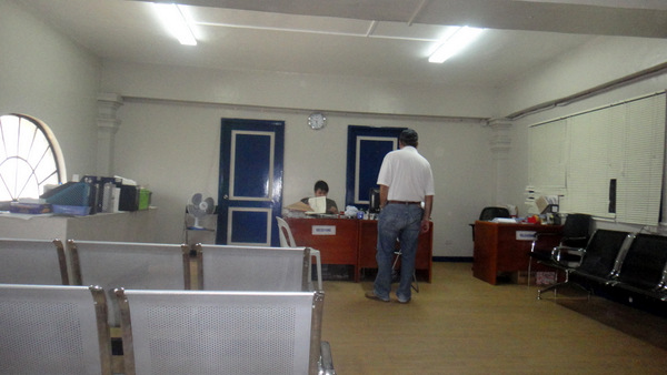 Bureau of Immigration in Iloilo City