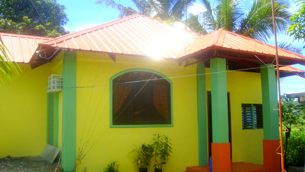 Our house in Guimaras
