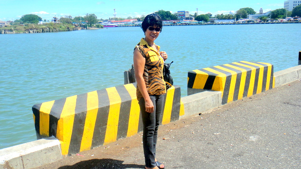 SPW by the Iloilo Wharf