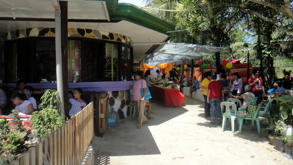 The Party in Guimaras