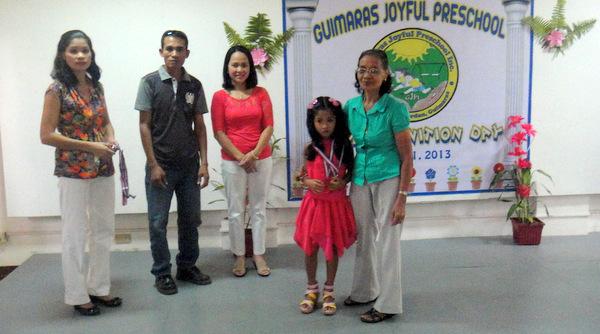 Alida, Joery, Lola and JalAmiel