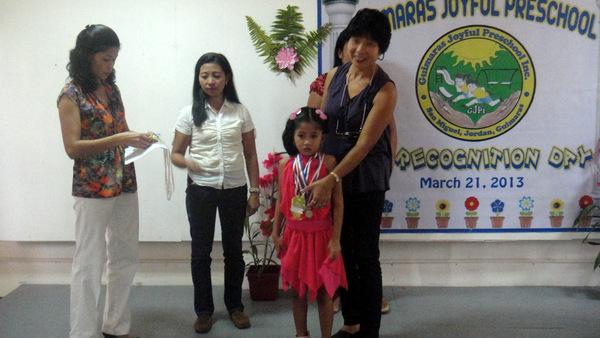 JalAmiel and her medals