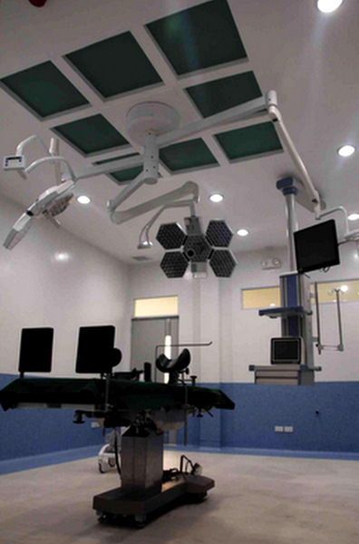 New OR St. Paul's Hospital Iloilo City