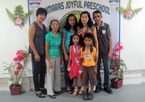 The Guimaras Family