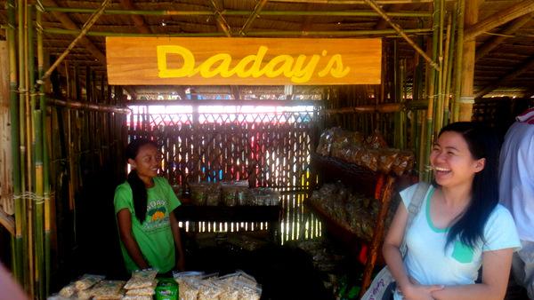 Daday's Girls at Manggahan Festival in Guimaras