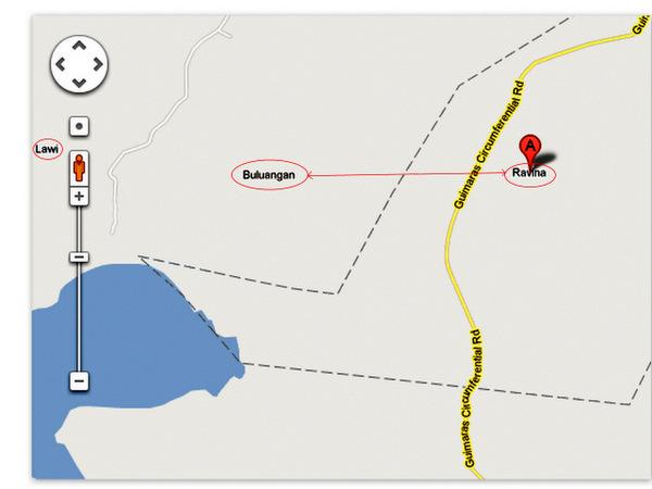 Guimaras map