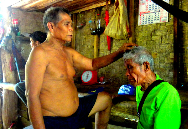 The Healer in Guimaras