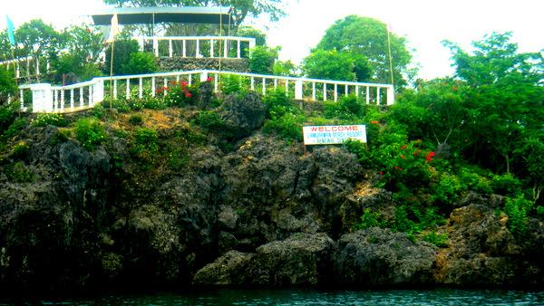 Guimaras island with sanctuary