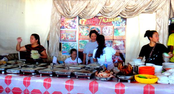 Lisa's Talabahan at the Manggahan Festival