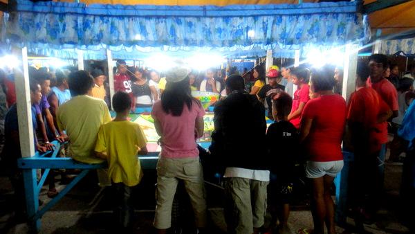 Manggahan Festival carnival