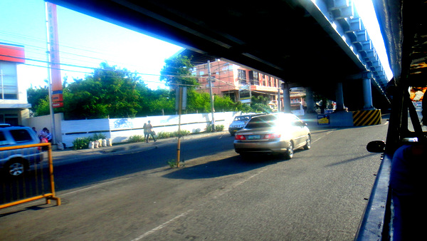 Leaving Iloilo City