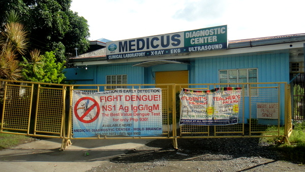 Medicus in Iloilo