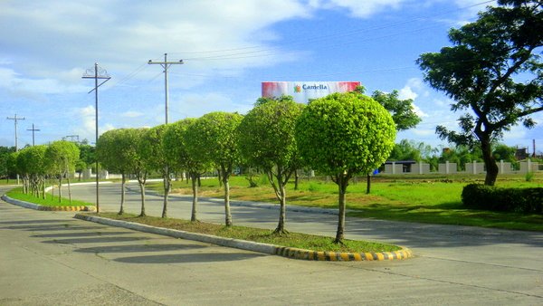 Savannah subdivision in Iloilo