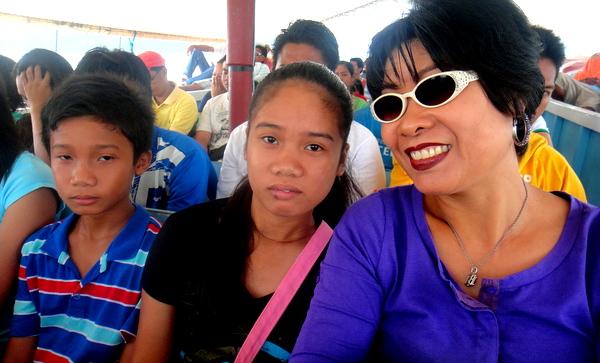 Sharwin, Shaina and Melinda