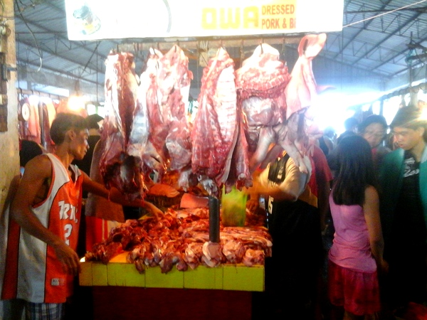 Market day in Guimaras