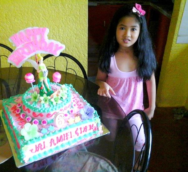 JalAmiel's 6th Birthday
